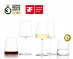 Die Glasserie Power von Stölzle Lausitz erhielt in kürzester Zeit gleich zwei renommierte Awards: den German Design Award, sowie den iF Design Award.